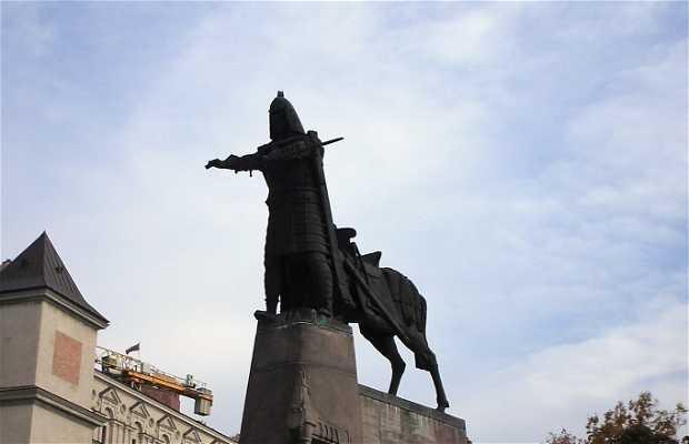 Monumento a Gediminas