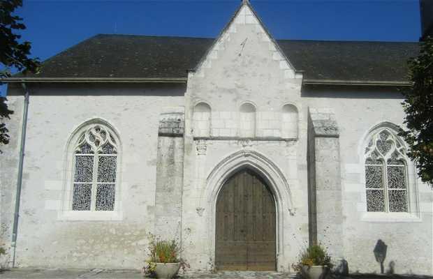 Iglesia de Huisseau sur Cosson