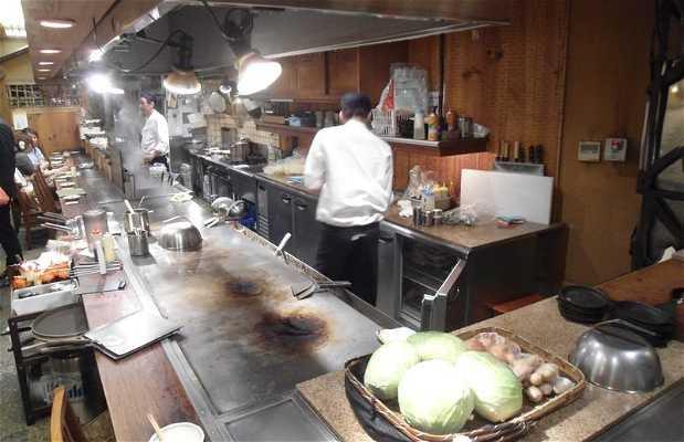 Okonomiyaki Shintenchi Micchan
