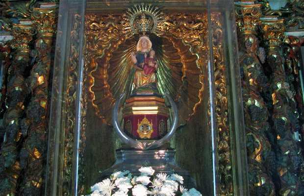 Santuario de la Virgen de Arrate