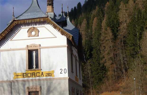 Ex Stazione di Borca di Cadore