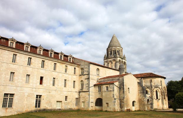 Abbaye aux Dames - Abbazia delle Dame