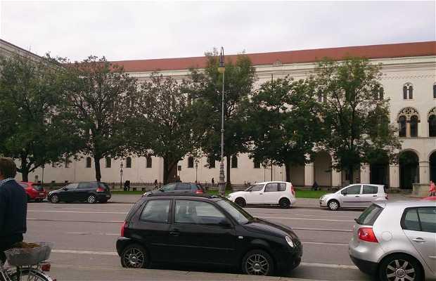 Quartier des universités