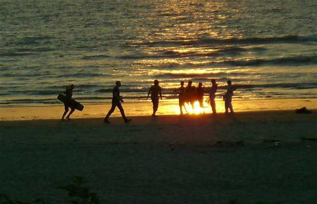 Playa de Arambol