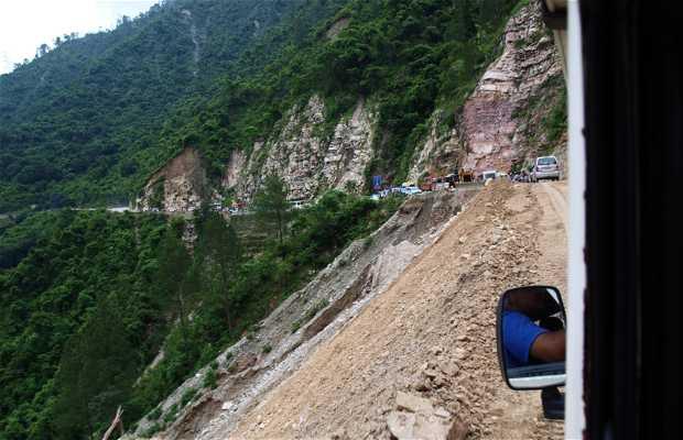 Trayectos en Jeep por Uttarakhand
