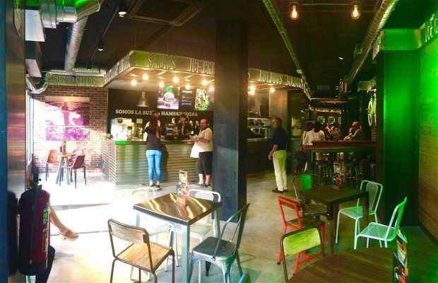 Restaurante TGB Denia
