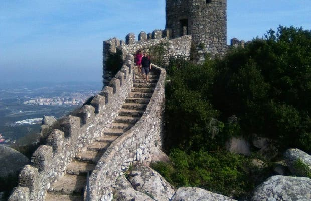 Le Château do Mouros