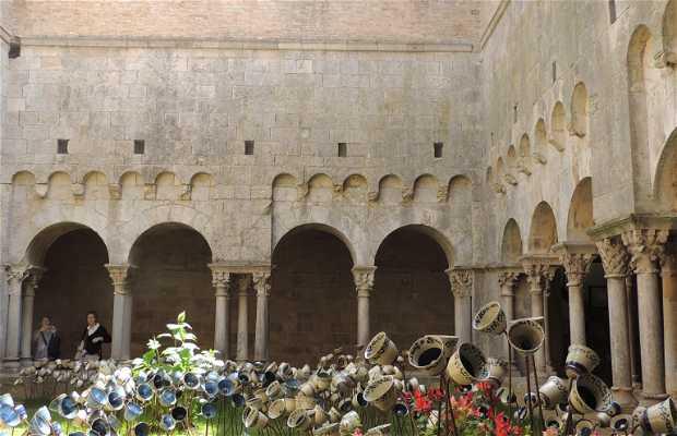 Claustro de Sant Pere de Galligants