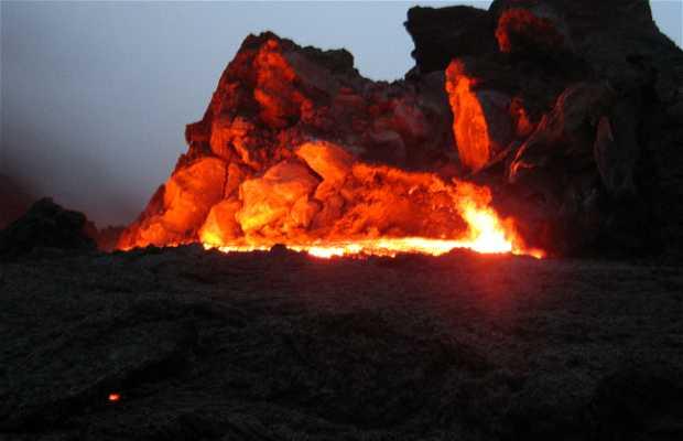 Vulcão de Pacaya