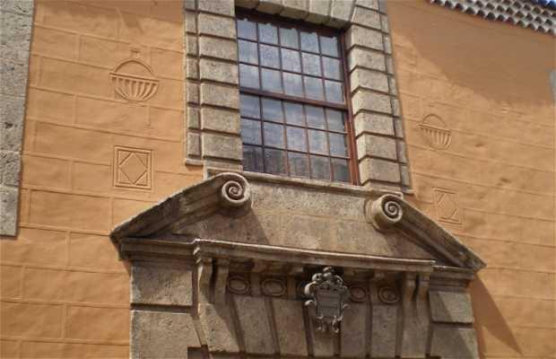 Palacio de Lercaro - Museo de Historia y Antropología de Tenerife (MHAT)