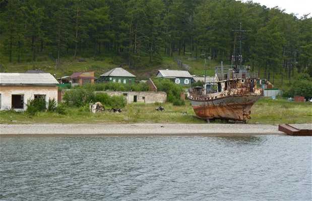 Pueblo de Listvyanka