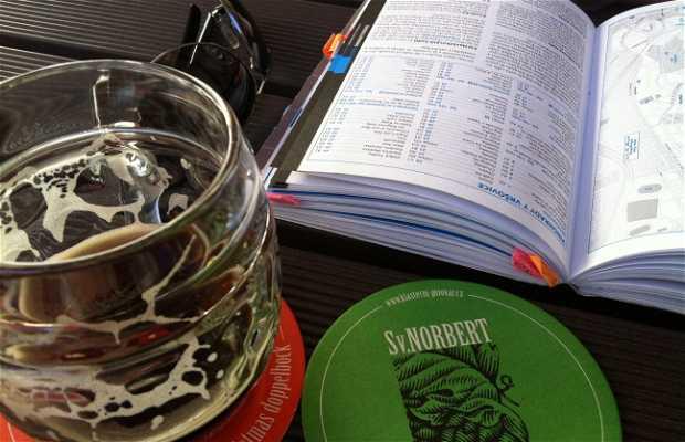 Praga Cervecería San Norbert