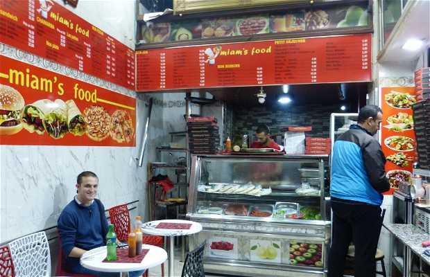 Restaurante Miam's Food