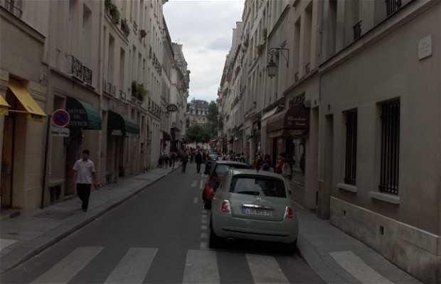 Rue Saint-Louis-en-l'Île