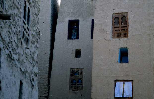 Architecture du Yemen