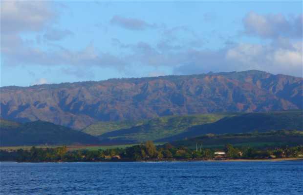 Catamaran by Na Pali Coast