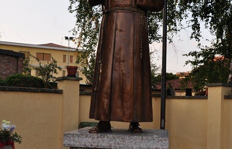 Piazzetta San Pio da Pietrelcina