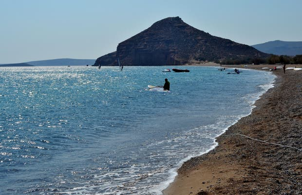 Playa de Kouremenos