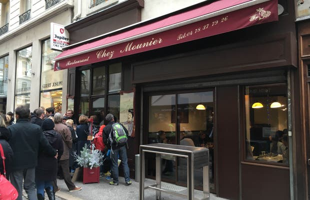 Chez Mounier
