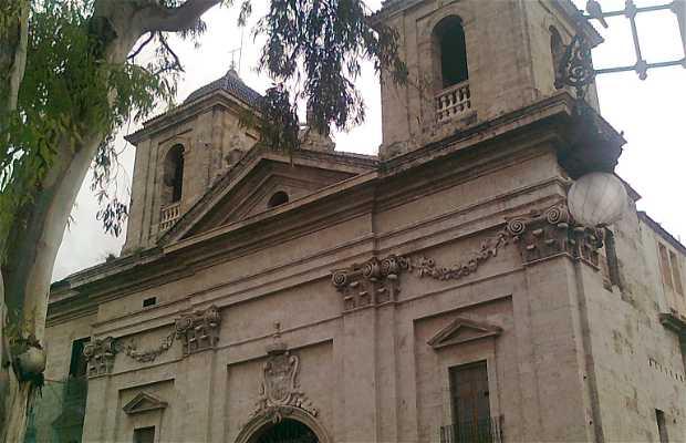 Palacio monasterio del templo