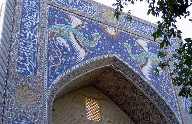 Lyabi-Hauz Square