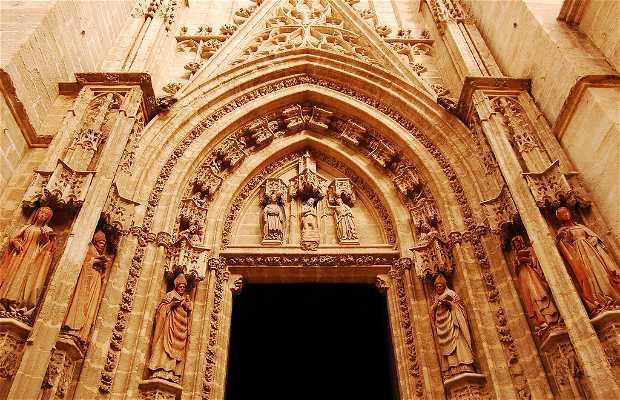 Historical center of Seville