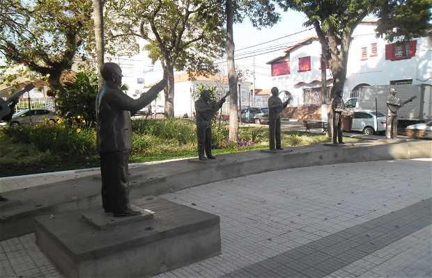 Praça Manoel Guedes