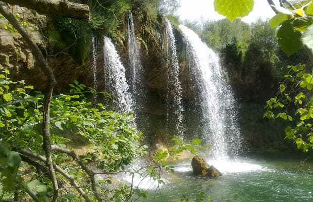 Calomarde´s Waterfall