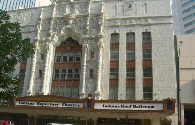 Indiana Repertory Theatre a Indianapolis