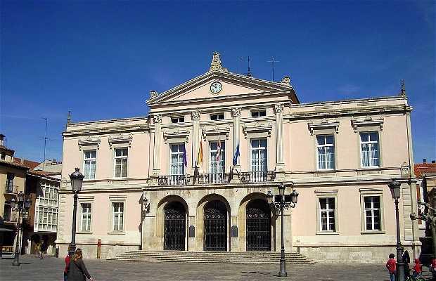 Mairie de Palencia