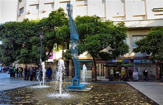 Praça Roque Saez Peña