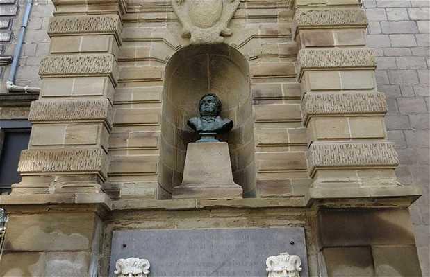 La fontaine de Bourzat