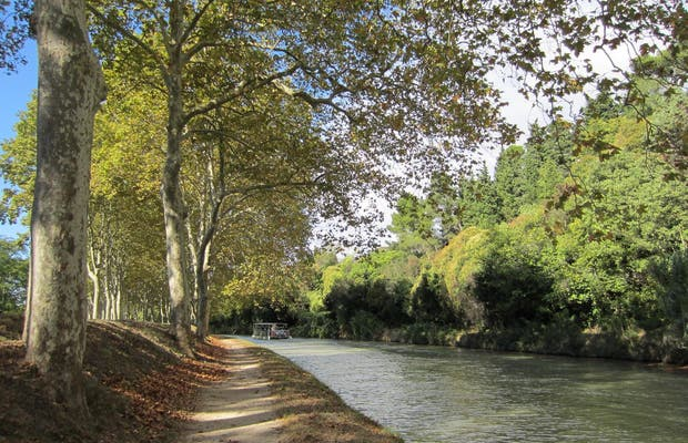 Sentiero del Canal du Midi
