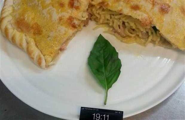Pizzeia Casa Marío