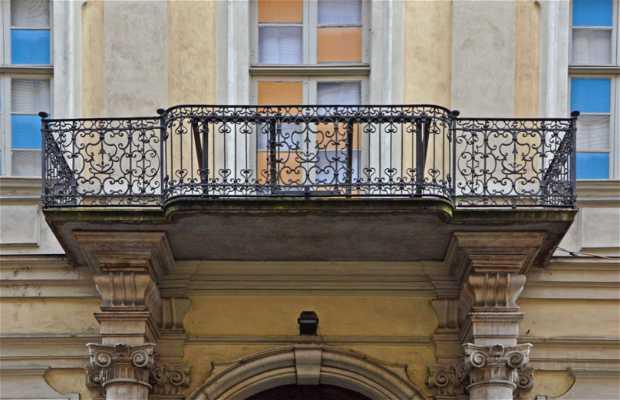Palacio Benso de Cavour