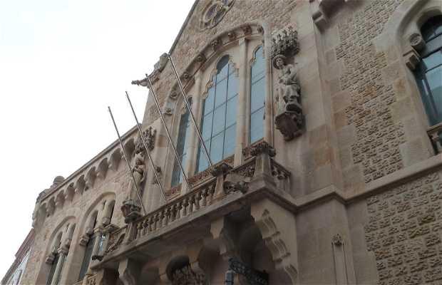 Edificio de la Caixa de Sabadell