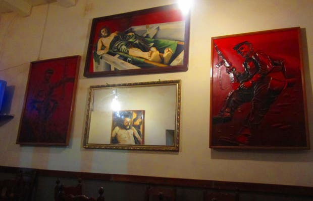 Café Galeria de Arte Santa Clara