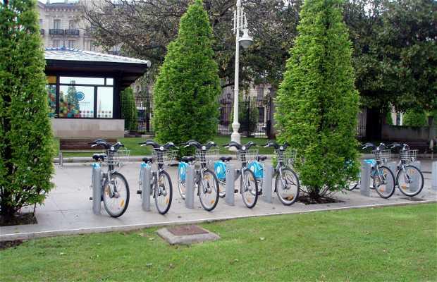 Servicio Municipal de alquiler de bicicletas