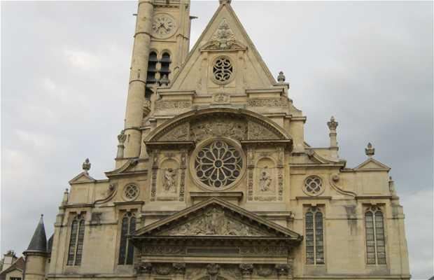 Saint-Étienne-du-MontChurch