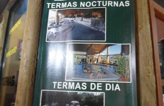 Oficina turística Turismo Pucon