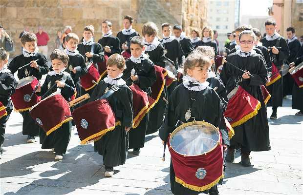 Santo Entierro Procession