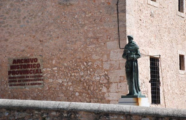 Statue de Fray Luis de León