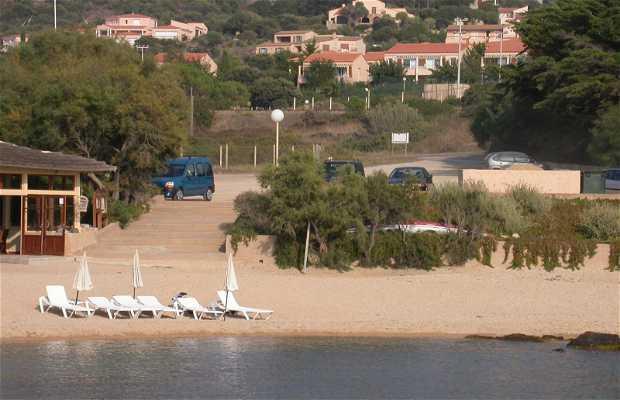Playa de la Arinella