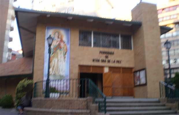 Eglise de Notre Dame de la Paz