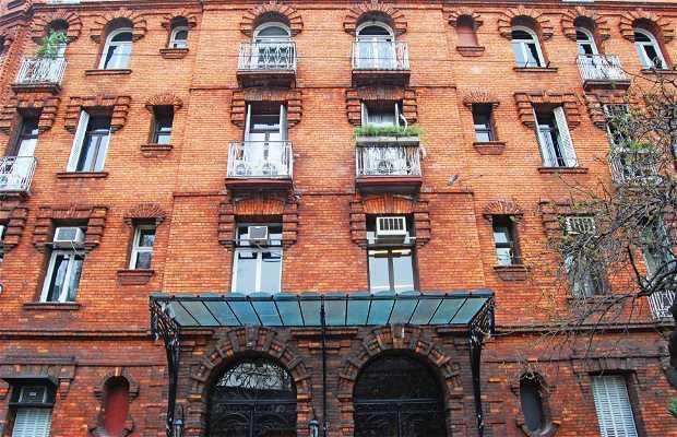 'La Colorada' (edificios emblemáticos de Buenos Aires)