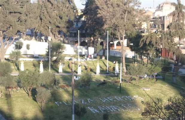 Plaza de los Héroes Navales