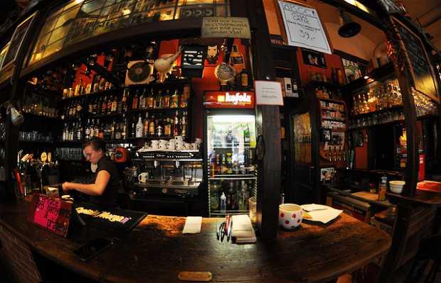 Hany Bany Café Bar Hospůdka