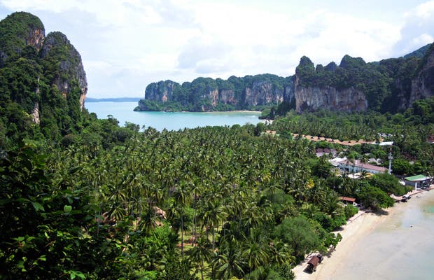 Phra Nang Beach (Praia de Railay)