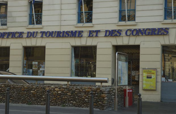 Office de tourisme de Marseille