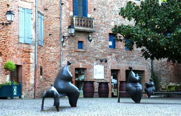 Sculptures de Jean-Louis Toutain